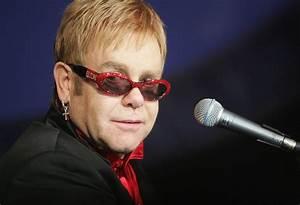 Elton John denies retirement rumours to reveal 50th music ...  Elton