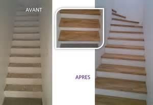 Habiller Escalier Exterieur Beton by Habillage Marches Sur Escalier B 233 Ton Vente D Escaliers