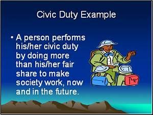Character Educa... Civics Definition