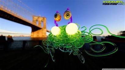 Spaghetti Monster Flying