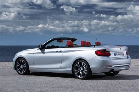 2015 Bmw 2 Series Convertible Review