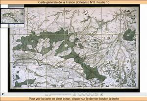 For Honor...and Intrigue: Cassini Maps of France