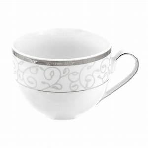 Tasse Petit Déjeuner : tasse petit d jeuner 450 ml jardin secret en porcelaine ~ Teatrodelosmanantiales.com Idées de Décoration