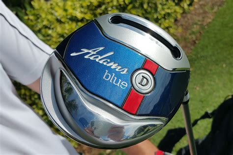Blue Is The Future Of Adams Golf