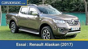 4x4 Renault Pick Up : essai renault alaskan 2017 le pick up qui veut faire de l 39 ombre aux suv youtube ~ Maxctalentgroup.com Avis de Voitures