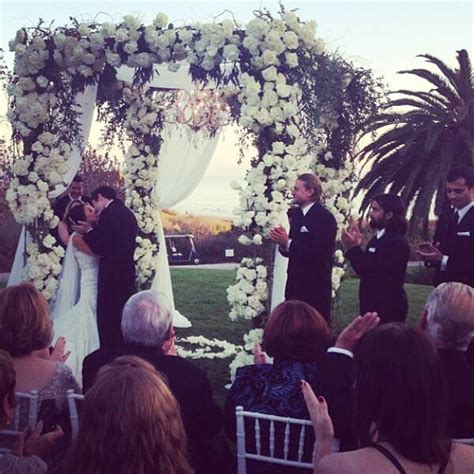 exclusive charlie hunnam  smiles  friends wedding