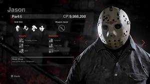 Check Out These Awesome Jason Stat Cards From 'Friday The ...