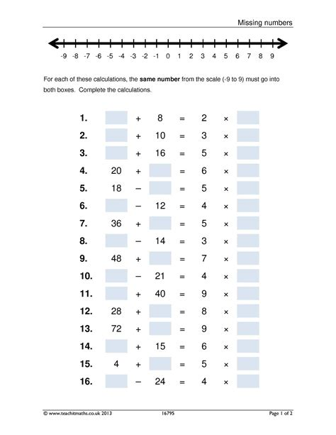 ks negative numbers teachit maths
