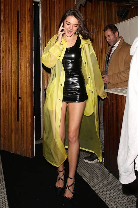 charlotte lawrence arrives   nice guy leather