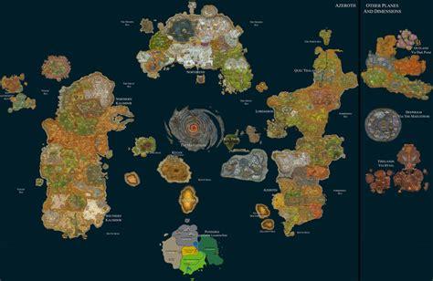 map pandaria game
