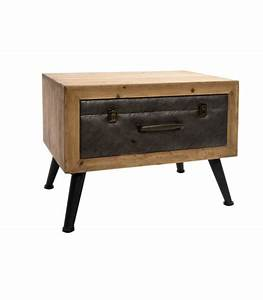 Table De Chevet Metal : tables de chevet lampes de chevet ~ Melissatoandfro.com Idées de Décoration