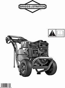 Briggs  U0026 Stratton Pressure Washer 020251 User Guide