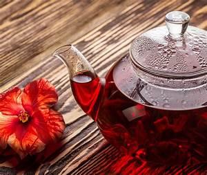 Гипертония чай каркаде