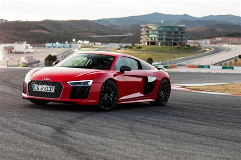 2018 Audi R8 V10 Priced From 162900 In The Us Gtspirit