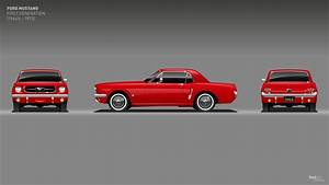 Ford Mustang Generations - Greatest Ford