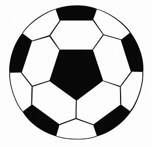 Soccer Ball Template Printable - ClipArt Best