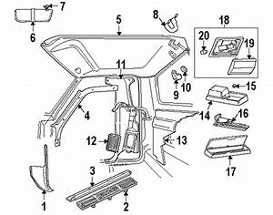 1998 Ford Ranger Parts