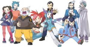 i rank the gym leaders by generation