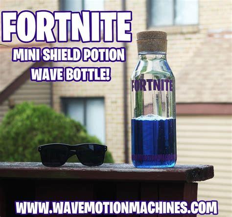 fortnite mini shield potion wave bottle  hughes wave