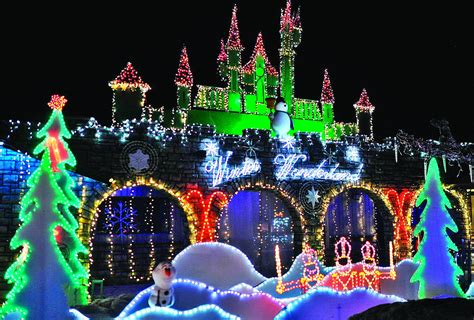 best christmas lights ever s best lights and displays in
