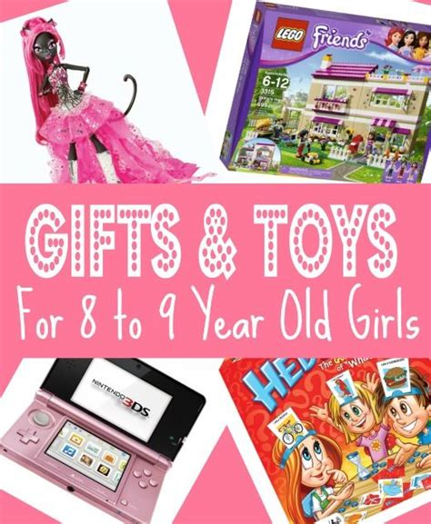 best gifts toys for 8 year old girls in 2013 christmas eight birthday and 8 9 year olds