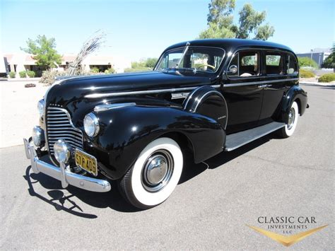 1940 Buick Sedan by 1940 Buick Series 90 Limited Touring Sedan For Sale 92099