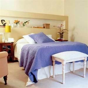 Bilder über Bett : 25 coole ideen f r nischenregale ~ Watch28wear.com Haus und Dekorationen