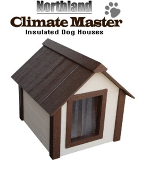 medium insulated dog house
