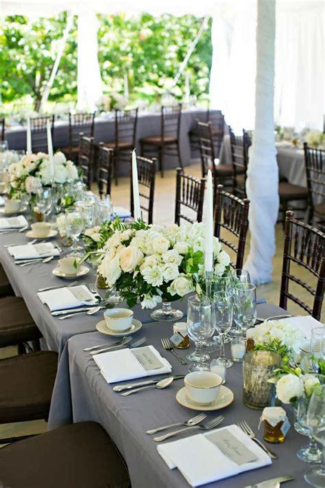deco pour table de mariage d 233 co table mariage 45 compositions florales pour l 233 t 233