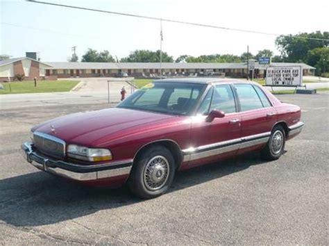 1991 Buick Park Avenue For Sale by 1991 Buick Park Avenue For Sale Carsforsale