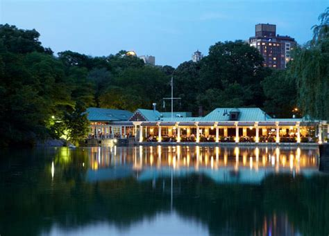 central park boat house 8 nyc restaurants with views of central park purewow