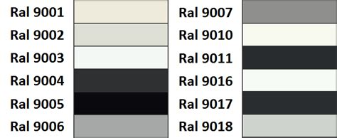 Ral 9010 Farbkarte by каталог Ral