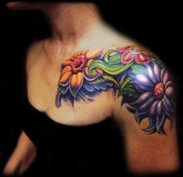 flower tattoos tattoosphoto