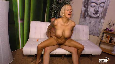 Sextape Germany Busty Blonde Makes Her First Pov Sex De