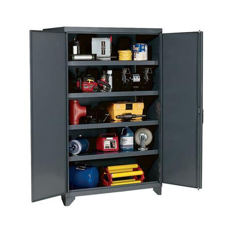 Edsal Economical Storage Cabinets by Edsal Heavy Duty Storage Cabinet 48in W X 24in D X