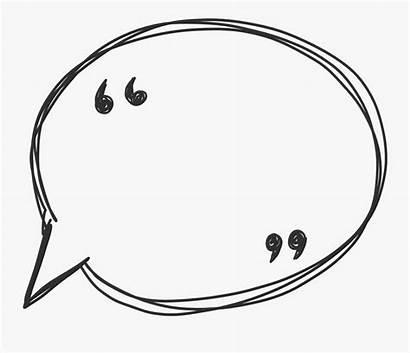Bubble Speech Clipart Talking Transparent Vector Drawing