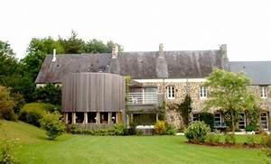 Extension Maison Ancienne : extension bois d 39 une maison ancienne en pierre ~ Louise-bijoux.com Idées de Décoration