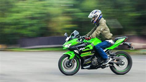Review Kawasaki 250 2018 by Review Kawasaki 250 2018 Memang Tetap Menarik