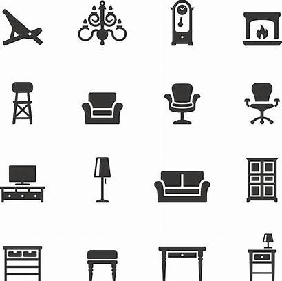 Interior Icons Clip Designer Soulico Graphic Illustrations