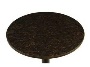 Round Granite Table Top