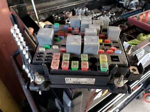 Chevy Truck Fuse Box
