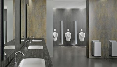 Commercial Bathroom Designs by Commercial Bathroom Design Trends Specialty Product Hardware