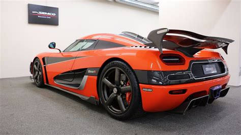 Koenigsegg Agera One Of 1 For Sale At A German Dealer