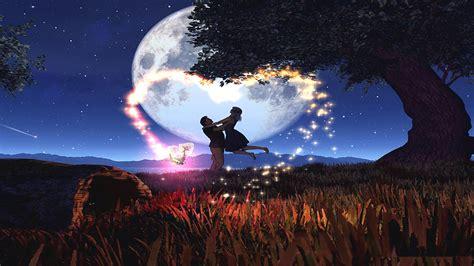 romantic moon quotes quotesgram