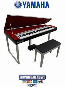 Yamaha Modus H11 Series Digital Piano Service Manual  U0026 Repair Guide