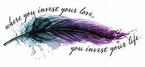 **watercolor feather tattoos – Google Search** –'where you ...