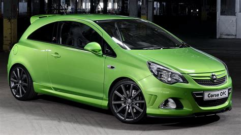 Opel Corsa Opc Nurburgring Edition (2013) Za Wallpapers