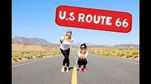 Road trip aux USA : U.S ROUTE 66 ! - YouTube