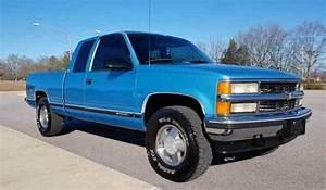 1994 Chevrolet K1500 Silverado Z71 4x4     Rare 5