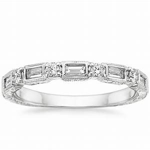 vintage diamond baguette ring brilliant earth With wedding rings with baguette diamonds